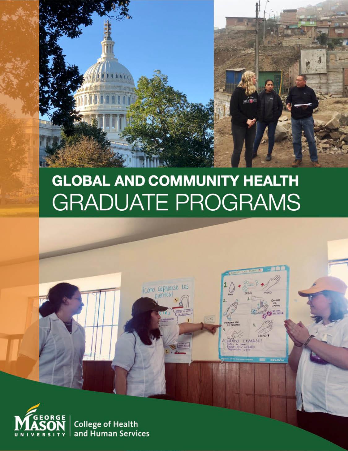 Graduate Admissions Global And Community Health